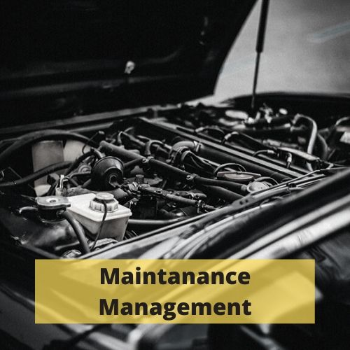 maintanance Management